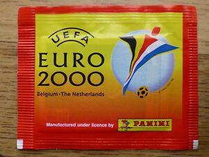 Panini Euro 2000 Sticker Pack