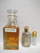 Egyptian Amber Concentrated Perfume Oil Attar by al haramain 3ml,6ml,12ml