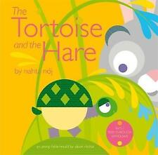 Tortoise and the Hare (Turn and Tell Tales)-ExLibrary