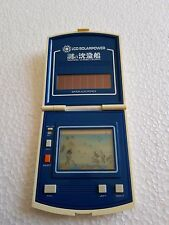 GAME & WATCH BANDAI LCD SOLAR POWER NAZONO CHINBOTSUSEN SOLARPOWER
