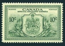 Canada E11,MNH.Michel 242. Special Delivery 1946.Arms,Olive,Laurel-Victory,Peace