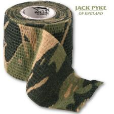 JACK PYKE STEALTH TAPE CAMO WRAP HUNTING SHOOTING SHOOTGUN AIR RIFLE SURVIVAL