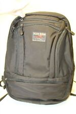 Tom Bihn NEW USA Made Black Canvas Synapse Backpack Lap Top Bag