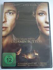 Der seltsame Fall des Benjamin Button  __  DVD  __  Brad Pitt + Cate Blanchett