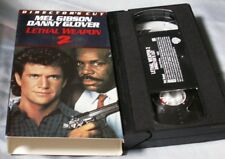 Lethal Weapon 2 (VHS)  Mel Gibson Danny Glover Joe Pesci
