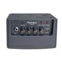 Portable Electric Guitar Mini Headphone Amplifier Speaker Amp for Friends