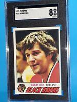 1977-1978 Bobby Orr Topps #251 SGC 8 NM/MINT PSA COMP INVEST