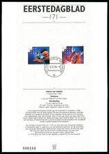 NIEDERLANDE ETB 1996 SESAMSTRAßE SESAMSTRAAT SESAMSTREET ERNIE & BERT z1820