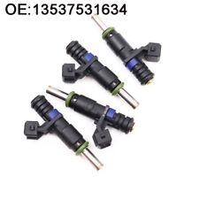 4pcs Fuel Injectors For 06-12 BMW 128i 328i X3 X5 Z4 525i 2.0/2.5/3.0L