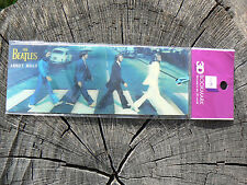 NUOVO Memory Technology segnalibro bookmark 3D The Beatles Abbey Road
