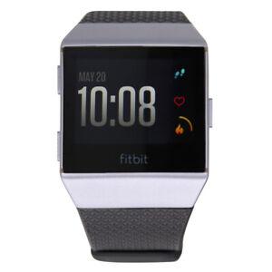 Fitbit Ionic Bluetooth Activity Tracker Wireless Samrtwatch One Size (FB503GYBK)