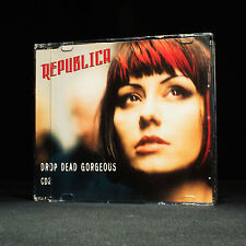 Republica - Drop Dead Gorgeous - music cd EP
