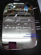 CHROME FUEL CAP OIL COVER TRIM FOR VAN TOYOTA HIACE COMMUTER 2005-2013