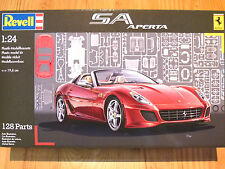 Revell 1:24 Ferrari SA Aperta Car Model Kit