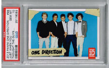 2013 Panini One Direction Just When You Thought The Guys PSA 10