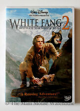 White Fang 2 Myth of the White Wolf Mining Alaska Wilderness Survival Story DVD