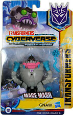 Transformers Cyberverse ~ GNAW Action Figure ~ Warrior Class