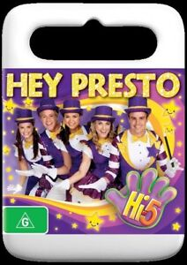 Hi-5 Hey Presto (DVD, 2011)