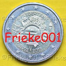 Nederland - Pays-Bas - 2 euro 2012 comm.(10 jaar euro cash)