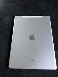 Apple Ipad Pro 12.9 128GB Silber Wifi + Cellular mit Pencil Wie Neu