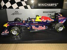 1:18 Minichamps #110110002 Red Bull RB7 Mark Webber #2 2011