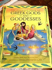 NEW The Orchard Book of Greek Gods and Goddesses Mccaughrean Geraldine Paperback