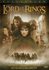 The Lord of the Rings: The Fellowship of the Ring (DVD, 2002, 2-Disc Set  (Used)