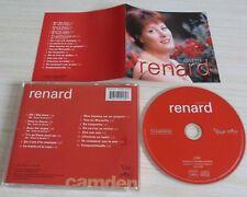 CD ALBUM BEST OF COLETTE RENARD 14 TITRES 1999 CAMDEN ORIGINALS