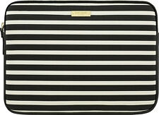 Kate Spade New York - Sleeve for Apple iPad Pro - Black/Cream KSIPD-015-FSBC -VG