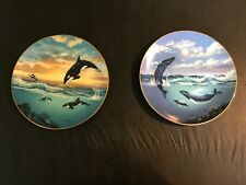 Bradex Anthony Casay Vanishing Gentle Giants Series Entire Plate Collection Rare