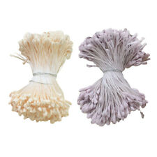 720 Stücke Perle Blume Staubblätter Stempel Kuchen Dekoration Doppel