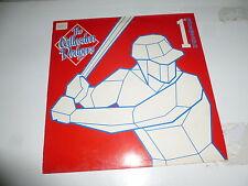 THE WILLESDEN DODGERS - 1st Base - 1986 UK 8-track vinyl LP