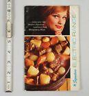 Vintage 1960s Montgomery Ward Signature Appliance Range Manual Booklet  photo