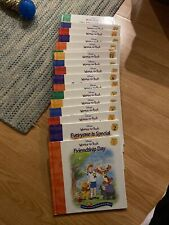 Disney Winnie The Pooh Lessons From The Hundred Acre Wood Complete Set of 18