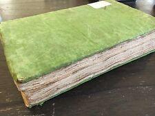 Antique Islamic Persian Manuscript Bahar i Danish by Enayat Allah Kamboh 1275 AH