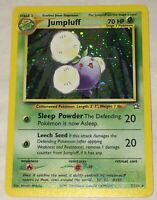 JUMPLUFF 7/111 - Holo Rare Neo Genesis Pokemon Card Nintendo M/NM