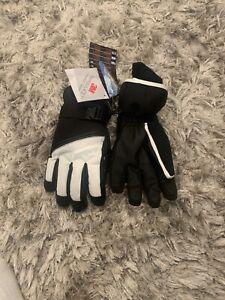 NEW Andake Aquatrail Ski Gloves 3M Thinsulate Touch screen Small