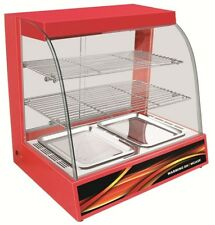 Brand New  Commercial Pie Warming Hot Food Cabinet Display