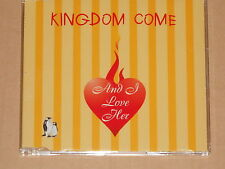 KINGDOM COME -And I Love Her- CDEP