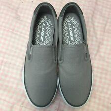 Lugz Mens Clipper Fashion Sneaker, Alloy/Charcoal/White, 8 M US