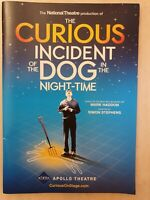 THE CURIOUS INCIDENT OF THE DOG IN THE NIGHT TIME - LUKE TREADAWAY HOLLLY AIRD