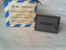 ATC MC6MS-15 Counter - New in Box