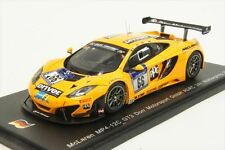 2014 McLaren MP4-12C GT3 24h Nurburgring - 1:43 Scale by Spark  SG154