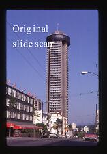 Kodachrome slide Vancouver Canada SHERATON EMPIRE LANDMARK HOTEL slides id#50