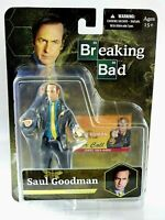 Figurine Breaking Bad Saul Goodman 2014 MEZCO toyz collector 16 cm figure neuf