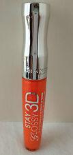 Rimmel London Stay Glossy 3d Lip Gloss 6h Shine - 603 Lights Camera Action