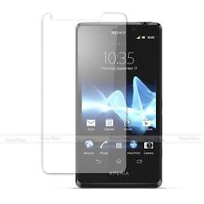 2x TOP QUALITY CLEAR SCREEN PROTECTOR DISPLAY FILM GUARD FOR SONY XPERIA T LT30p