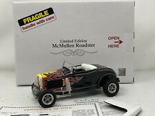 1/24 Danbury Mint 1932 Ford McMullen Roaster Black W Flames Look Close