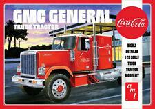 AMT 1/25 1976 GMC General Semi Tractor
