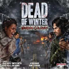 Dead of Winter Warring Colonies Expansion Board Game